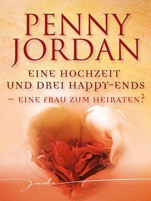 cover image of Eine Frau zum Heiraten?
