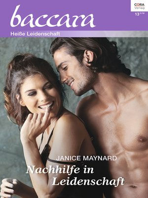 cover image of Nachhilfe in Leidenschaft