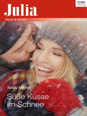 cover image of Süße Küsse im Schnee