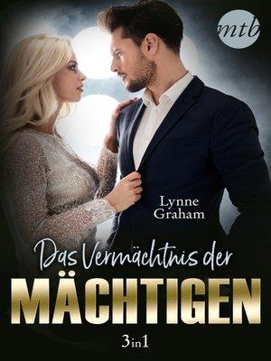 cover image of Das Vermächtnis der Mächtigen (3in1)