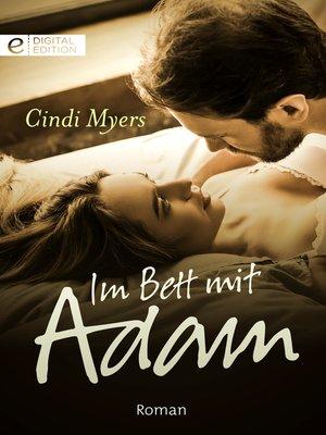 cover image of Im Bett mit Adam