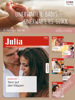 cover image of Unerwartete Babys--unerwartetes Glück (6-teilige Serie)