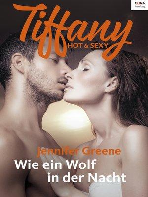 cover image of Wie ein Wolf in der Nacht