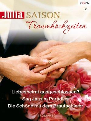 cover image of Julia Saison Band 13