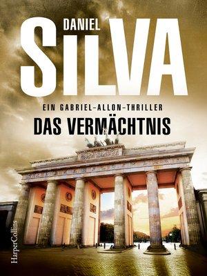 cover image of Das Vermächtnis