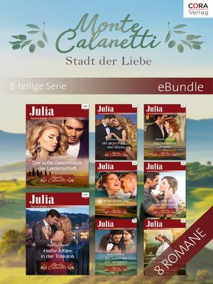 cover image of Monte Calanetti--Stadt der Liebe--8-teilige Serie