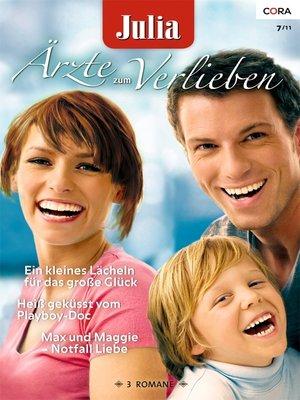 cover image of Julia Ärzte zum Verlieben Band 43