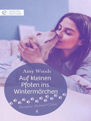 cover image of Auf kleinen Pfoten ins Wintermärchen