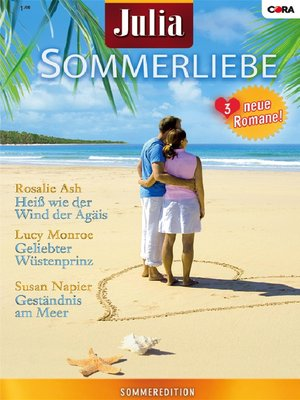 cover image of Julia Sommerliebe Band 19