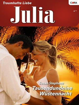 cover image of Tausendundeine Wüstennacht