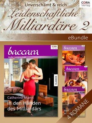 cover image of Unverschämt & reich—leidenschaftliche Milliardäre 2