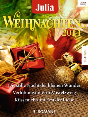 cover image of Julia Weihnachtsband Band 27
