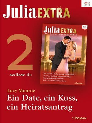 cover image of Julia Extra Band 383—Titel 2