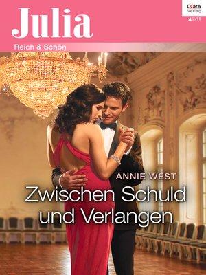 cover image of Zwischen Schuld und Verlangen