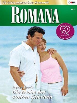 cover image of Die Rache des stolzen Griechen