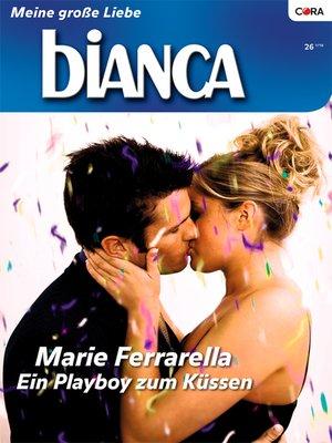 cover image of Ein Playboy zum Küssen