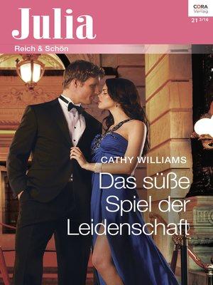 cover image of Das süße Spiel der Leidenschaft