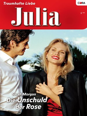 cover image of Die Unschuld der Rose