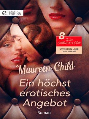cover image of Ein höchst erotisches Angebot