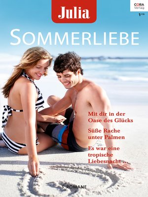 cover image of Julia Sommerliebe Band 26
