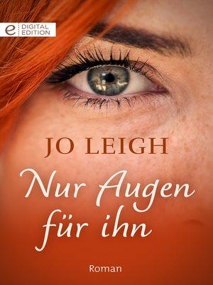 cover image of Nur Augen für ihn