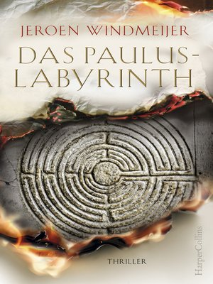 cover image of Das Paulus-Labyrinth