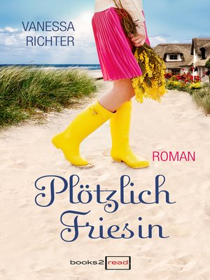 cover image of Plötzlich Friesin