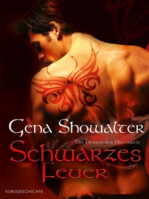 cover image of Schwarzes Feuer