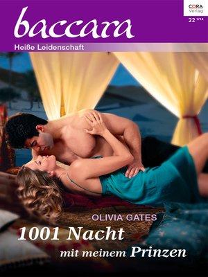 cover image of 1001 Nacht mit meinem Prinzen
