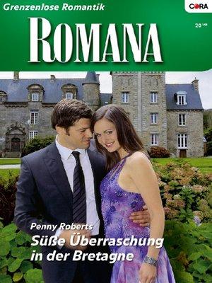 cover image of Süße Überraschung in der Bretagne