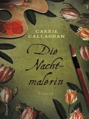 cover image of Die Nachtmalerin