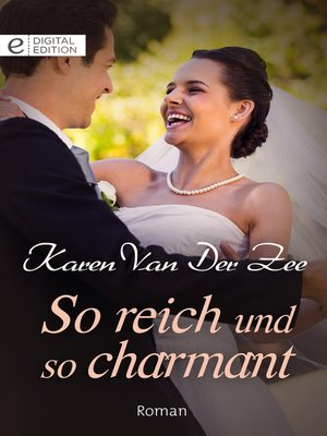 cover image of So reich und so charmant