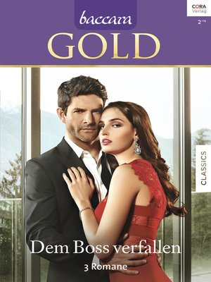 cover image of Baccara Gold Band 3