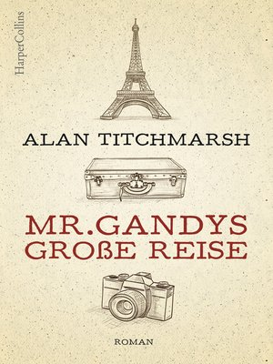 cover image of Mr. Gandys große Reise