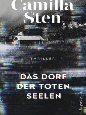 cover image of Das Dorf der toten Seelen