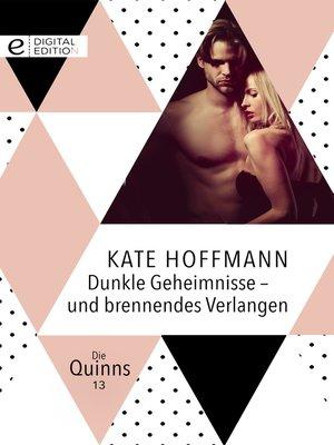cover image of Dunkle Geheimnisse--und brennendes Verlangen