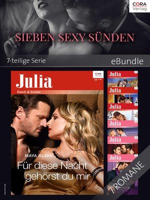 cover image of Sieben sexy Sünden--7-teilige Serie