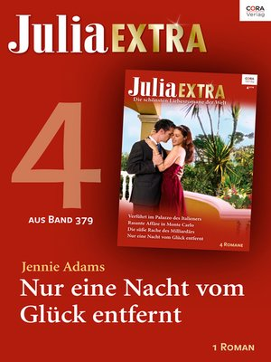 cover image of Julia Extra Band 379—Titel 4