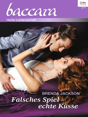 cover image of Falsches Spiel—echte Küsse