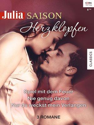 cover image of Julia Saison Band 21