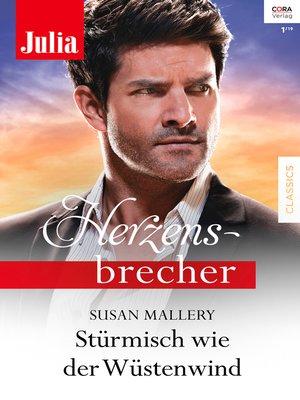 cover image of Stürmisch wie der Wüstenwind