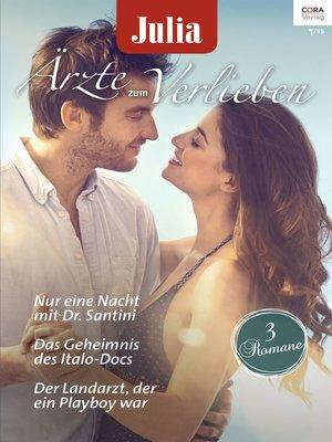 cover image of Julia Ärzte zum Verlieben Band 121