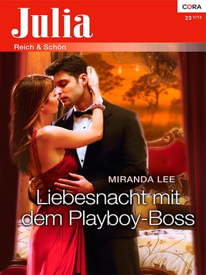 cover image of Liebesnacht mit dem Playboy-Boss