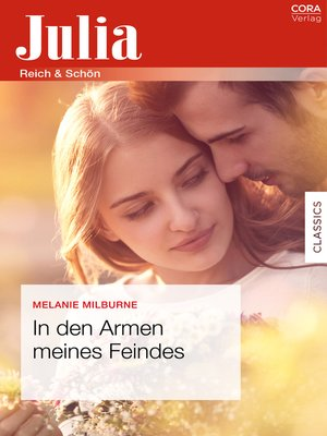 cover image of In den armen meines Feindes