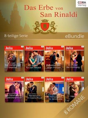 cover image of Das Erbe von San Rinaldi--8-teilige Serie