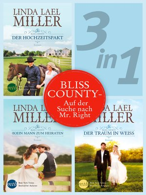 cover image of Bliss County (3in1)--Auf der Suche nach Mr. Right