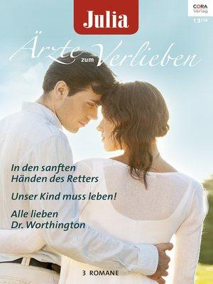 cover image of Julia Ärzte zum Verlieben, Band 94