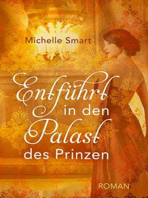 cover image of Entführt in den Palast des Prinzen