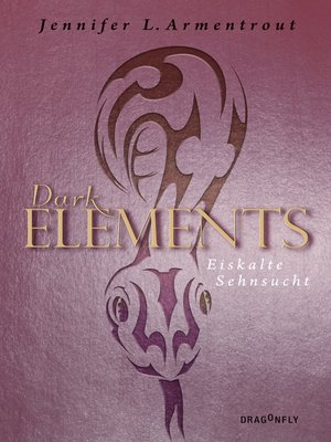 cover image of Dark Elements 2—Eiskalte Sehnsucht