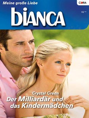 cover image of Der Milliardär und das Kindermädchen